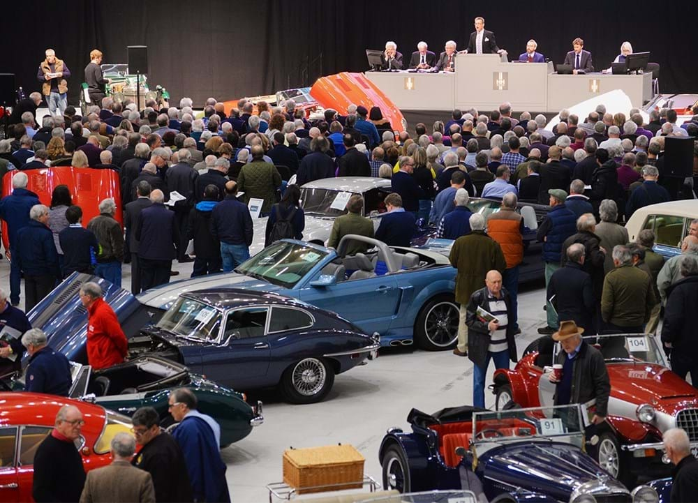 Infamous Jag tops auction at Imperial War Museum | ClassicCars.com