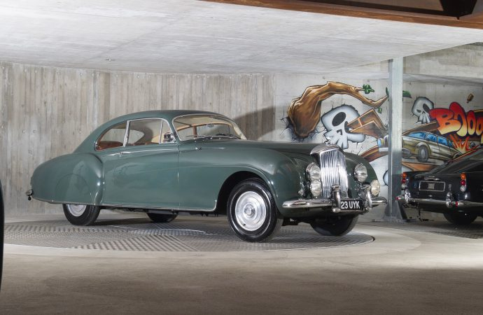 Bugatti leads the way at Artcurial's 'Champs' auction