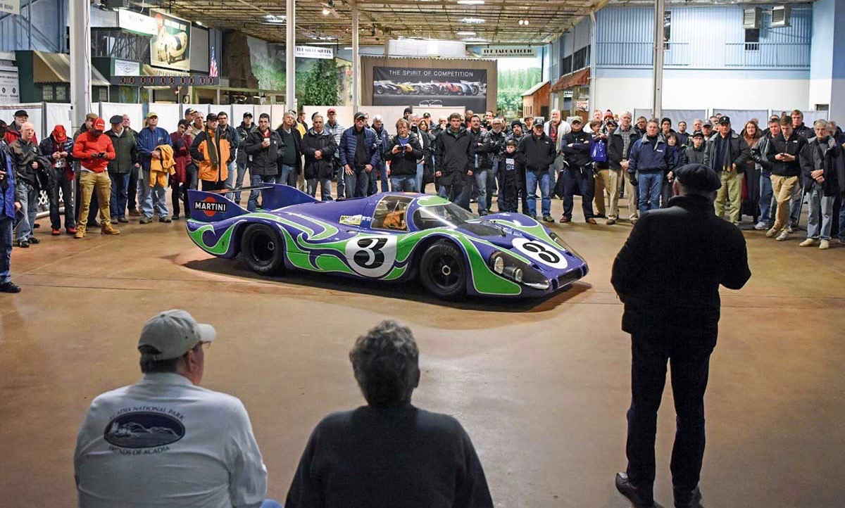 Simeone museum wins Octane honors for second time | ClassicCars.com