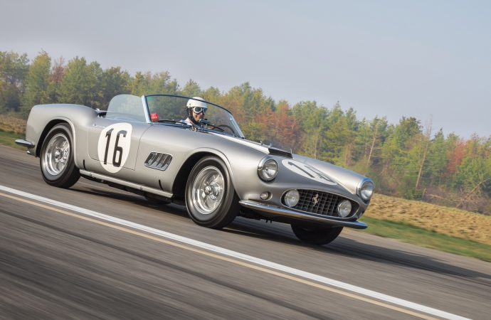 Le Mans-raced Ferrari 250 GT, C-type Jaguar join RM Sotheby's Icons auction