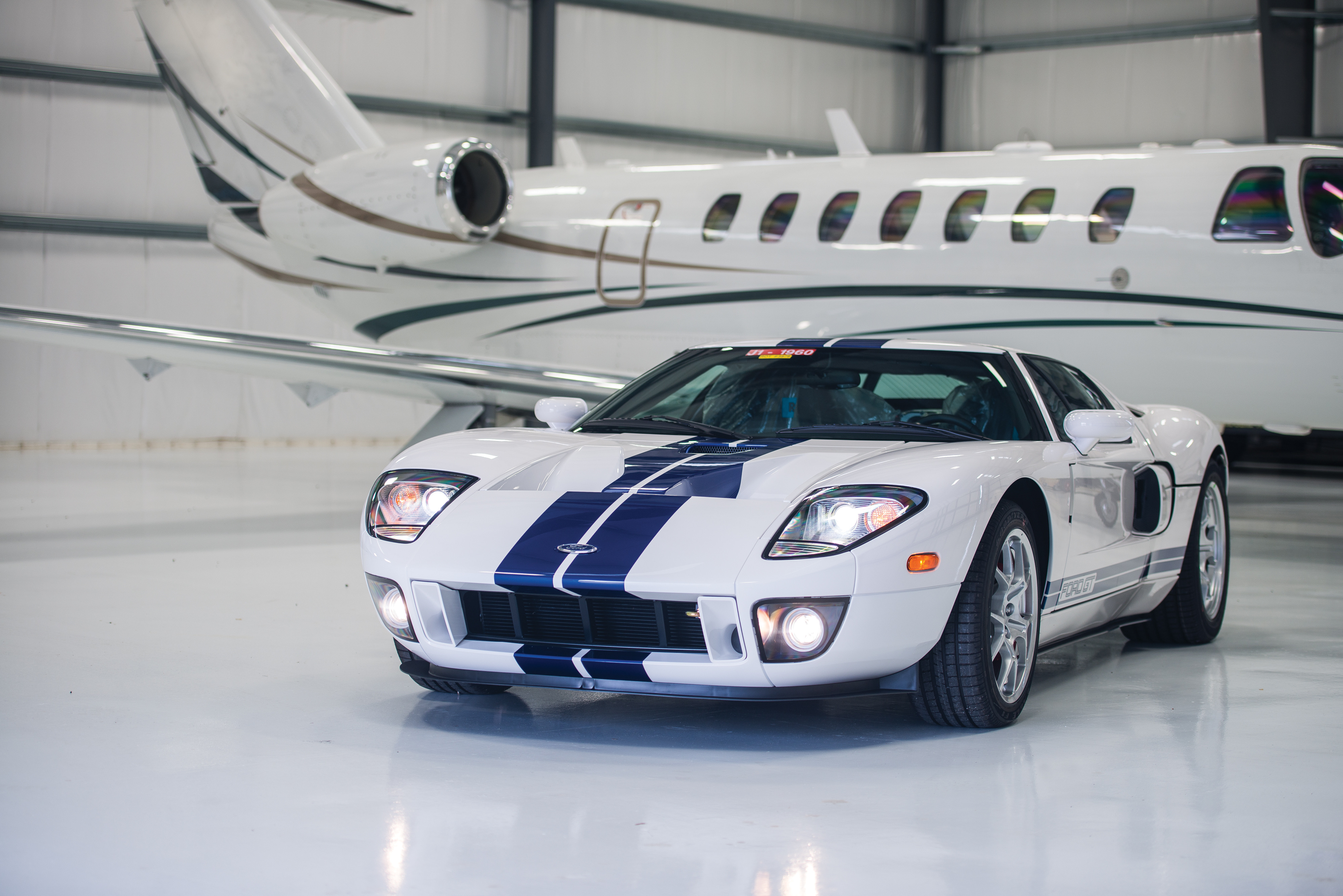10-mile Ford GT to be offered at RM Sotheby's Fort Lauderdale sale
