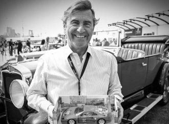 Out of the shadows, Fioravanti honored for his automotive design work
