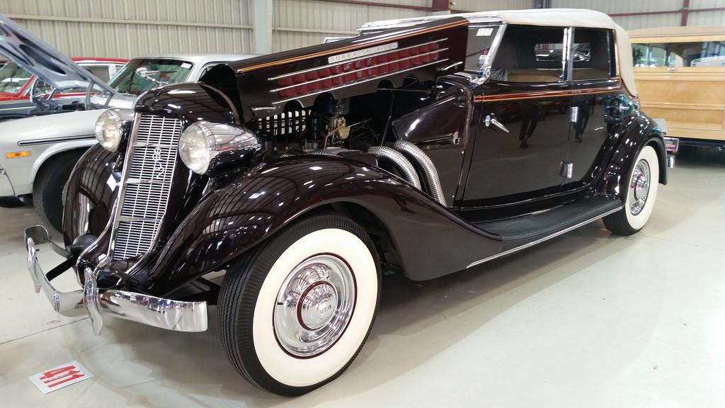 free auto auction tour 2 - ClassicCars.com Journal