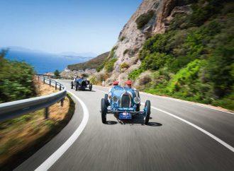 Bugatti tour, Modena rally win Octane awards