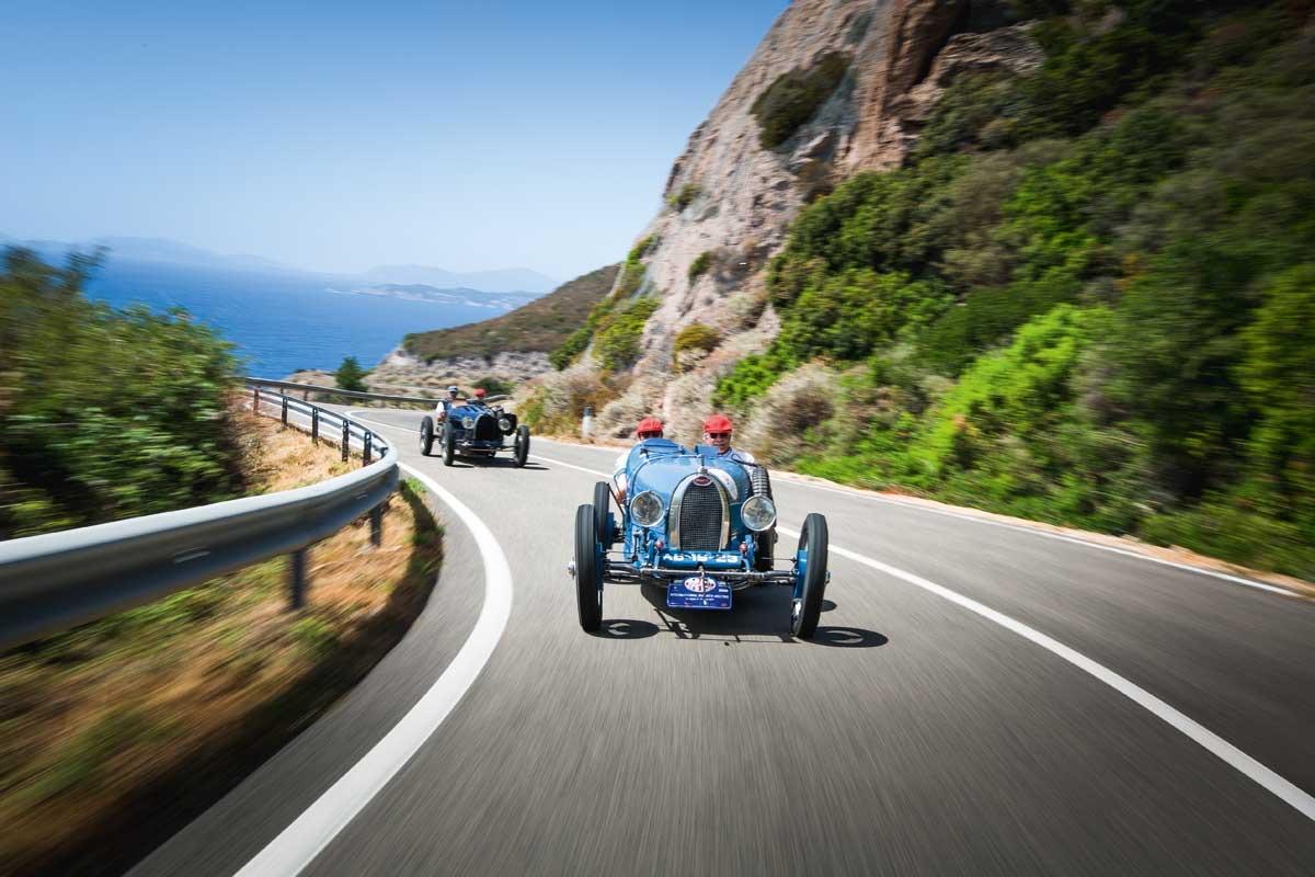 Bugatti tour, Modena rally win Octane awards | ClassicCars.com Journal