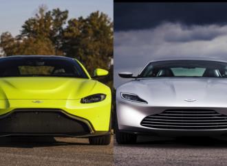 James Bond's Aston Martin DB10 was based off the 2019 Vantage