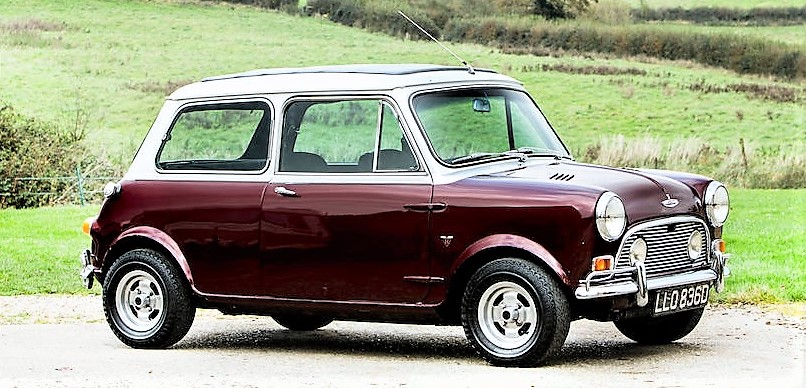 Paul McCartney Aston Martin, Ringo Mini in Bonham's London auction