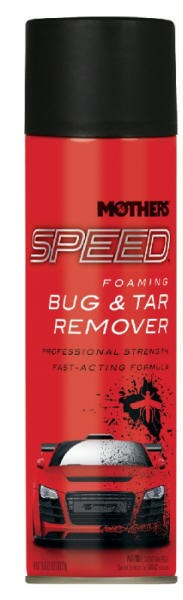 mothers speed bug and tar remover