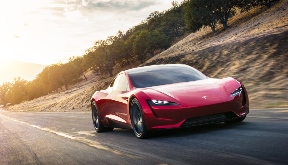 New Tesla Roadster Promises 0 60 Mph In 1 9 Sec