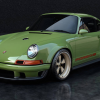 Singer-Williams Porsche 911 subtracts weight and adds power in one incredible package
