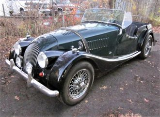 Sports tradition: 1967 Morgan Plus 4