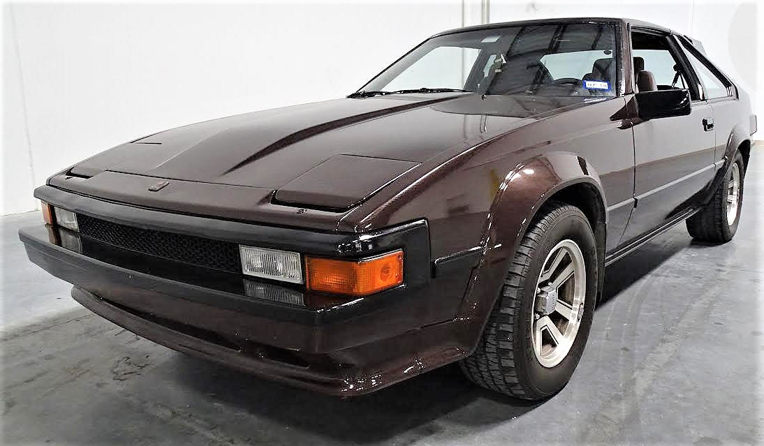 Future classic 1984 Toyota Supra | ClassicCars.com Journal