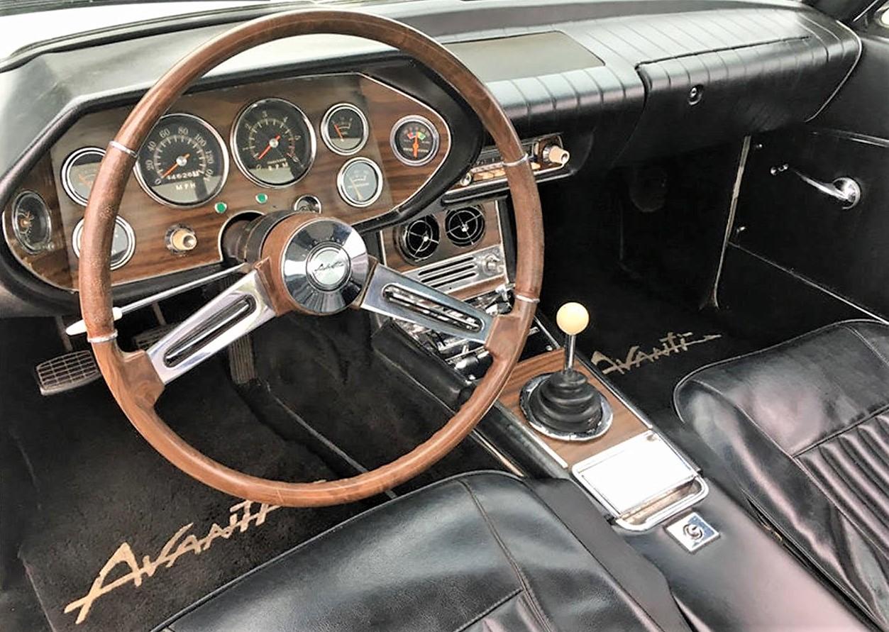 Uniquely styled 1963 Studebaker Avanti   ClassicCars.com Journal
