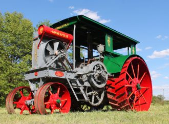 Vintage steel-wheeled tractors top Mecum's Gone Farmin' auction
