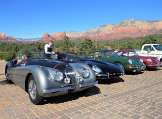 On the road again: Arizona rally reborn