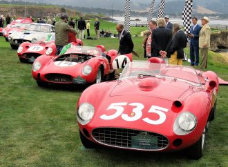 Pebble Beach Concours charitable giving hits $25 million, Texas concours updates
