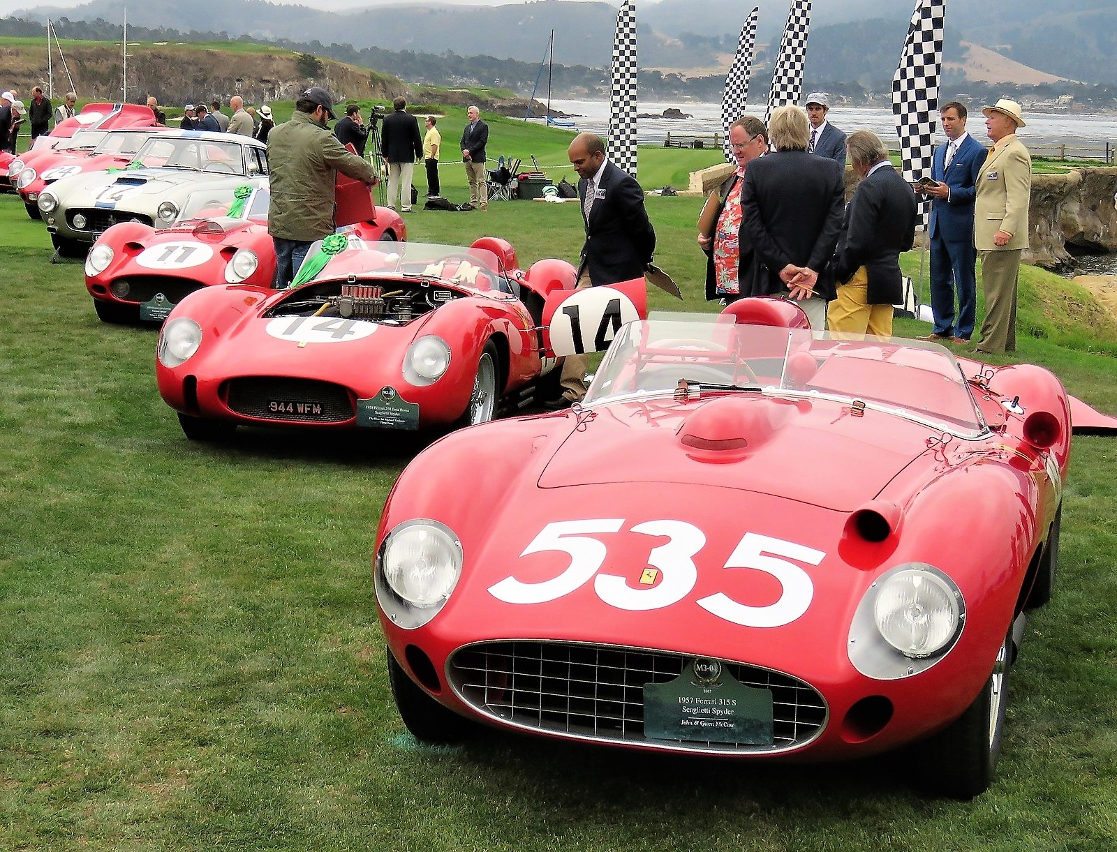 Pebble Beach Concours charitable giving hits $25 million | ClassicCars