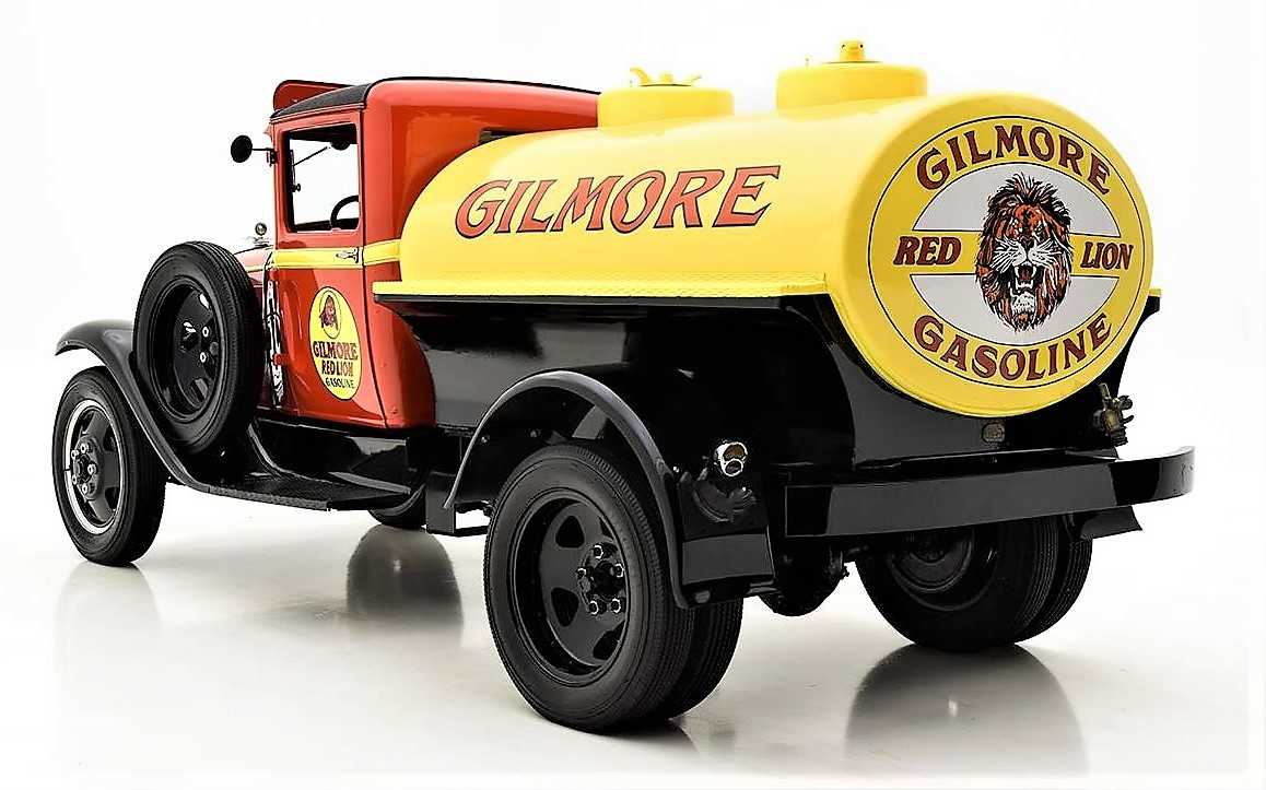 Gilmore Red Lion 1931 Ford Model AA | ClassicCars.com Journal