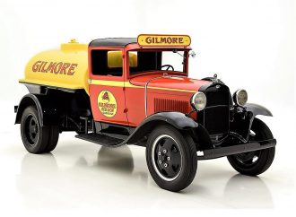 Gilmore Red Lion 1931 Ford Model AA