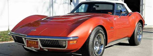 Super small-block 1970 Corvette LT1