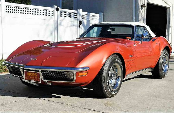 Super small-block 1970 Corvette LT1