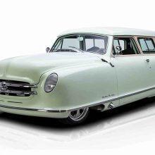 Show-winning 1952 Nash Rambler custom