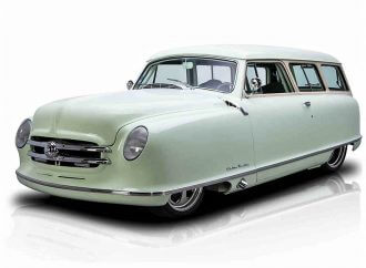 Show-winning 1952 Nash Rambler custom