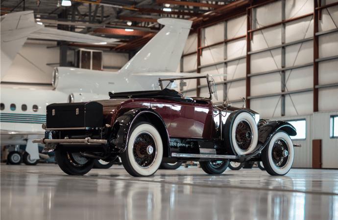 Barrett-Jackson Countdown: 1927 Rolls-Royce Phantom I