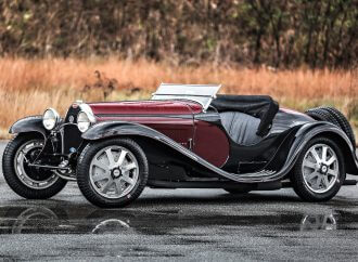 First Bugatti Type 55 sports car on docket for Gooding's Scottsdale auction