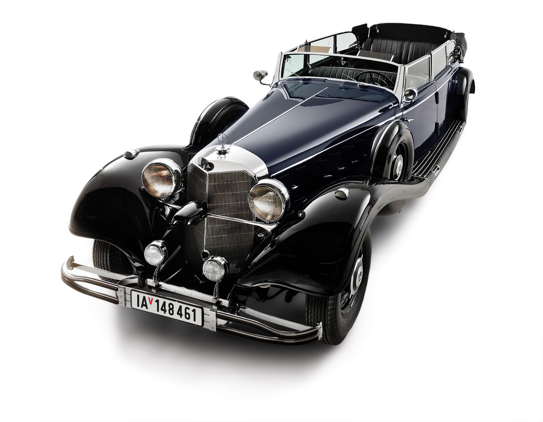 Ex-Hitler Mercedes to be offered at Worldwide\'s Scottsdale sale ...