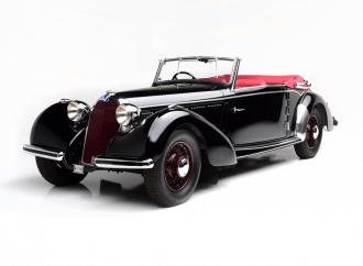 Barrett-Jackson Countdown: 1939 Talbot-Lago