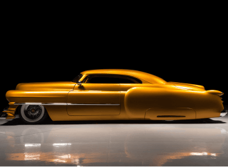 Barrett-Jackson Countdown: 1951 Cadillac Custom