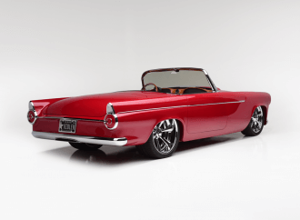 2012 Custom Rod of the Year winning 1955 Ford Thunderbird