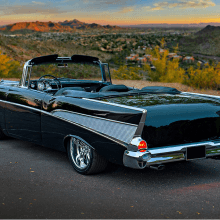 Barrett-Jackson Countdown: 1957 Chevrolet Bel Air