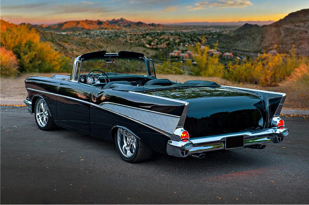 Barrett-Jackson Countdown: 1957 Chevrolet Bel Air | ClassicCars.com
