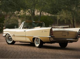 Barrett-Jackson Countdown: 1957 DeSoto Adventurer | ClassicCars.com