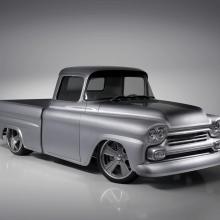 Barrett-Jackson Countdown: 1958 Chevrolet 3100