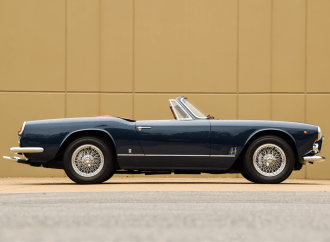 1957 Maserati 3500 GT: Made for the road but inspired by the race track
