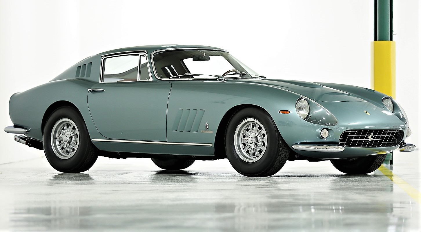 , Jaguar D-type, one-off Ferrari elevated to star status at Gooding auction, ClassicCars.com Journal