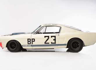 Barrett-Jackson Countdown: The most winningest Shelby race car ever