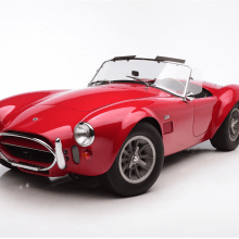 Barrett-Jackson Countdown: 427 Cobra shows less than 18,000 miles