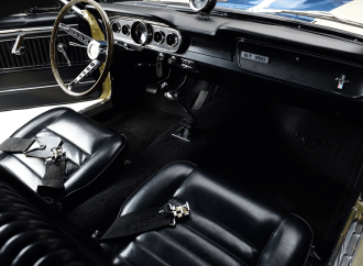 1966 Shelby GT350 prototype has vinyl roof | ClassicCars.com Journal