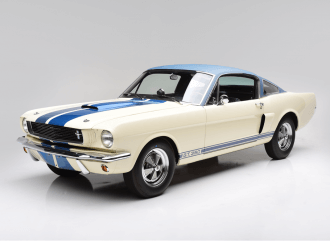 Barrett-Jackson Countdown: 1966 Shelby GT350 prototype