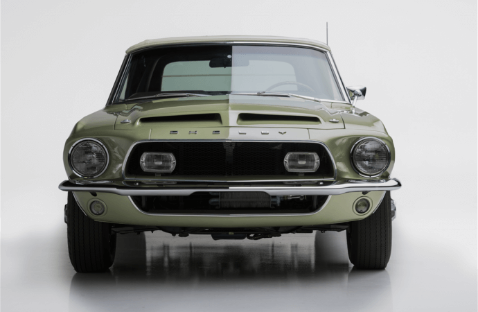 Barrett-Jackson Countdown: 1968 Shelby GT500KR