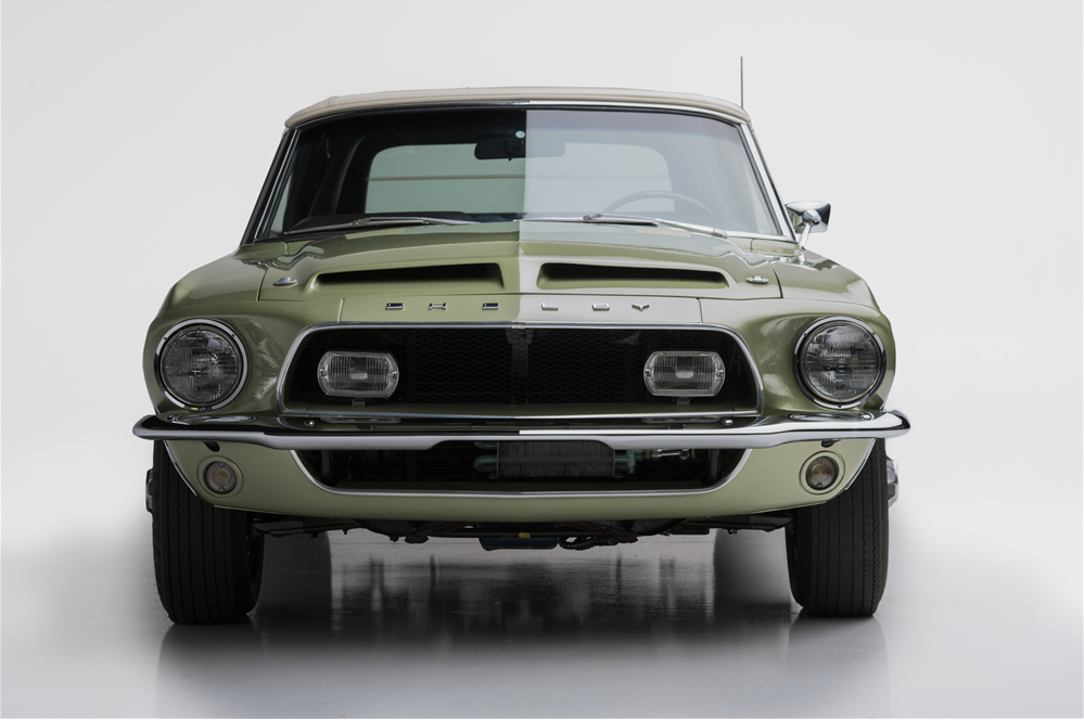 Restored 1968 Shelby GT500KR convertible | ClassicCars.com Journal