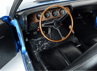 Rare 1971 Plymouth Hemi Blue 'Cuda | ClassicCars.com Journal