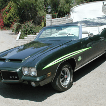 Barrett-Jackson Countdown: 1971 Pontiac GTO Judge