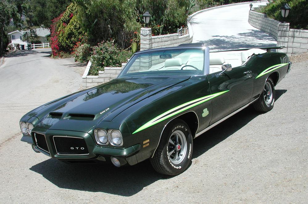 Classic Pontiac for Sale on ClassicCars.com