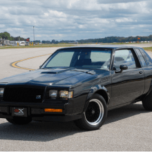 Barrett-Jackson Countdown: 1987 Buick Grand National