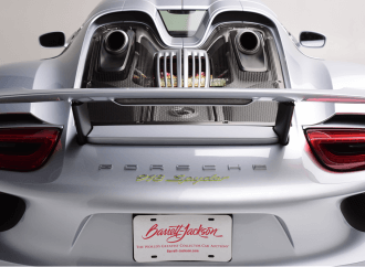 918 Porsche Spyder: The most advanced hybrid | ClassicCars.com Journal